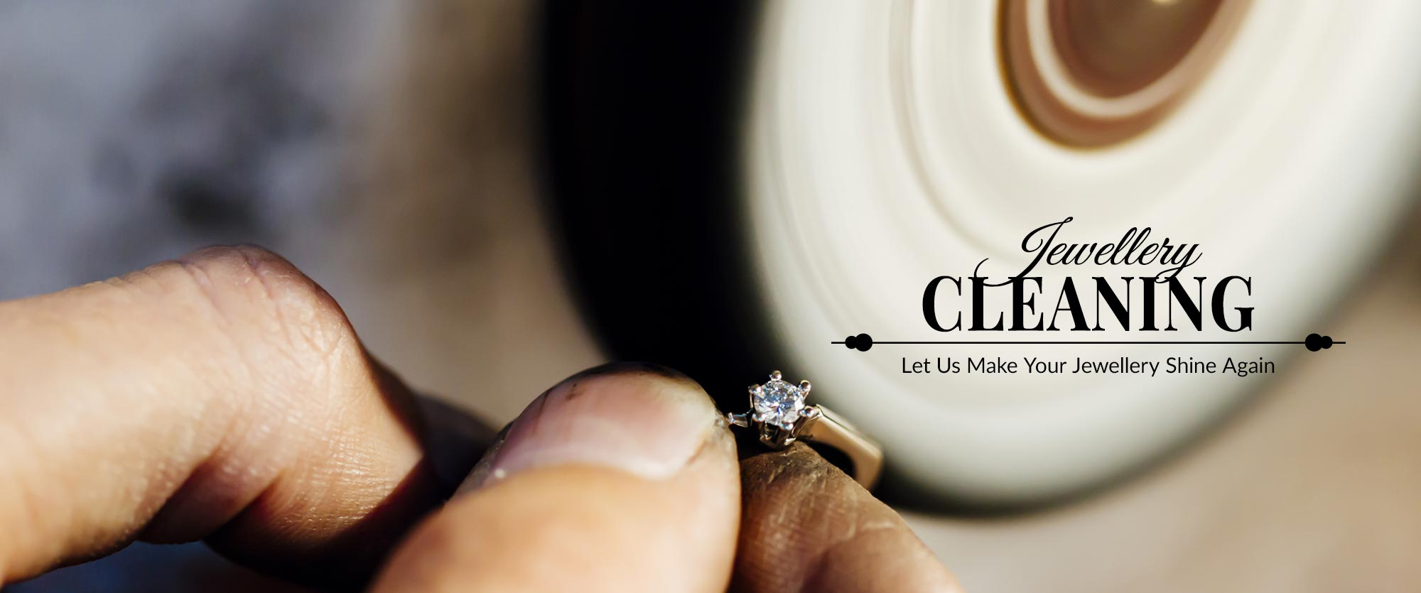 Jewellery Cleaning Service Available In Sale, Victoria